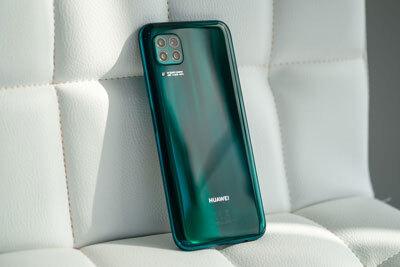 camara Huawei P40 Lite