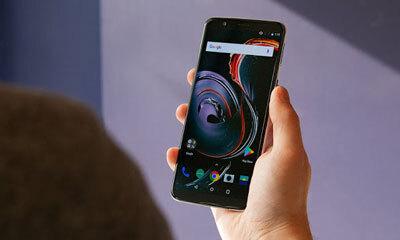 OnePlus 6 pantalla