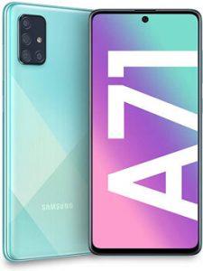 Samsung Galaxy A71 precios