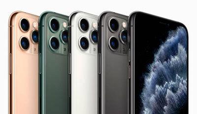 Iphone 11 Pro colores Iphone 11 Pro estilos