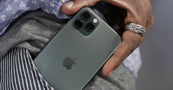 Camara Iphone 11 Pro