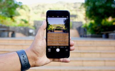pantalla iphone Iphone 7 camara